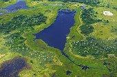 Okavango Delta in the rainy season - Botswana