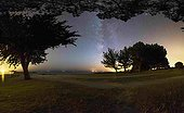 Milky Way from Point Kerpenhir - Brittany France