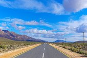 Road R62 - Little Karoo Eastern Cape South Africa