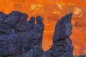 Rock Formation - Canadas del Teide Tenerife Canary Islands