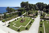 Garden Ephrussi de Rothschild - French Riviera France
