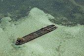 Wreck at Stradbroke Island - Moreton Bay Australia