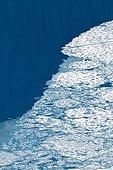 Ice water Peyto Lake - Banff Alberta Canada