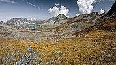 View on Vallée de Long - Néouvielle reserve - Pyrenees