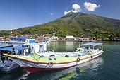 Larantuka harbor - East Flores Nusa Tenggara Indonesia