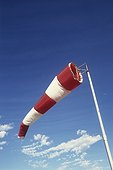 Windsock in the wind