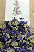 Dried Mallow Flowers to infusion - France