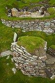 Neolithic village of Skara Brae - Scotland Orkney Mainland ; Heart of Neolithic Orkney