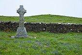 Cross the moor - Canna Small Islands Hebrides Scotland