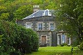 House - Canna island Small Islands Hebrides Scotland