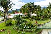 Coffee Plantation building - Alajuela Costa Rica