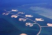 Artificial islands - Qatar