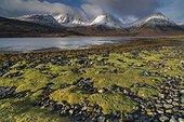 Loch Slapin and Cuillins of Skye - Hebrides Scotland