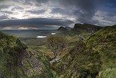 Landscape of the Highlands - Scotland
