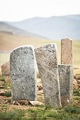 Deer stones, Ulaan Uushig site - Mongolia