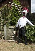 Scarecrow Fladbury Walkabout 2015 UK