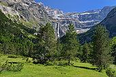 Cirque de Gavarnie, Pyrénées national park, France