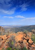 Desolation Valley in Graaff Reinet, Camdeboo National Park, in the Eastern Cape Province of South Africa