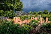 Jardin de la Maourine, Jardin appartenant au muséum d'histoire naturelle de Toulouse, France