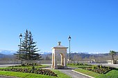 Boulevard des Pyrenees, sought after property due to its view on the Pyrenees and its exposure to the south, Pau, Pyrénées Atlantiques, France