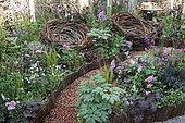 'Jardins Jardin' Session de juin 2015, Création de Federica Lodico Rivetti: Inside out 'Le vert urbain n'existe pas'.