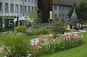 Wesserling Park, Textile Ecomuseum, Husseren-Wesserling, Alsace, France