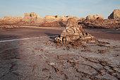 Salt depression, Dallol, Danakil Desert, Ethiopia