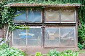 Garden shed, Moselle, France