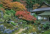 Jōshō-ji, former Buddhist monastery, Kyoto, Honshu island, Japan