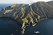 White Island, The only marine volcano in New Zealand