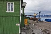 Isfjorden, Spitzberg, Svalbard Islands, Norway