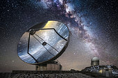 Swedish Antenna at the ESO observatory of La Silla - Chile
