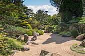 Eric Borja Zen Garden, Beaumont-Monteux, Drome, France