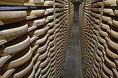 Fort Saint-Antoine County refining cellar, Malbuisson, Doubs, France