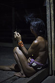 Amantari, 39 years old, Pulau Siberut, Sumatra, Indonesia