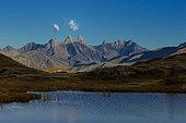 Les Aiguilles d'Arves, Alps, France
