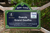 Gueule Grand Gouffre, Marie-Galante, Guadeloupe