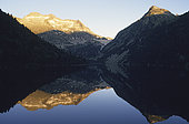 Lac d'Orédon, Néouvielle Nature Reserve, Pyrenees, France.