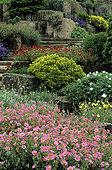 Rock garden, Wisley Garden, England