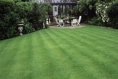 Lawn and Terrace, C. Caplin London, England