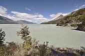 Lago O'Higgins, Carretera Austral, Villa O'Higgins, XI Region of Aysén, Chile