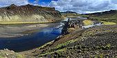 Fjallabak National Park Landmannalaugar, Iceland