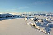 Pro-Glacial Lake, Iceland