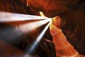 Upper canyon, Antelope Canyon, Page, Arizona, USA