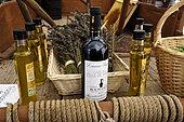 exhibition of regional products, olive oil, AOC Bandol wine, lavender, Heritage Days, the port, Sanary sur Mer, Var, France