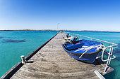 Vivonne bay pier, Kangaroo island, South Australia