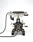 Ericsson table telephone, 1890.