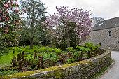 Jacques Prévert Garden, Omonville la petite, Manche, France