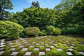 Tofukuji's garden at Kyôto, Japan