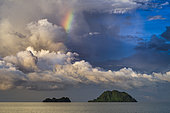 Expédition Tara Pacific - novembre 2017 Ilots Banban et Muli, mer de Bismarck, Papouasie Nouvelle Guinée